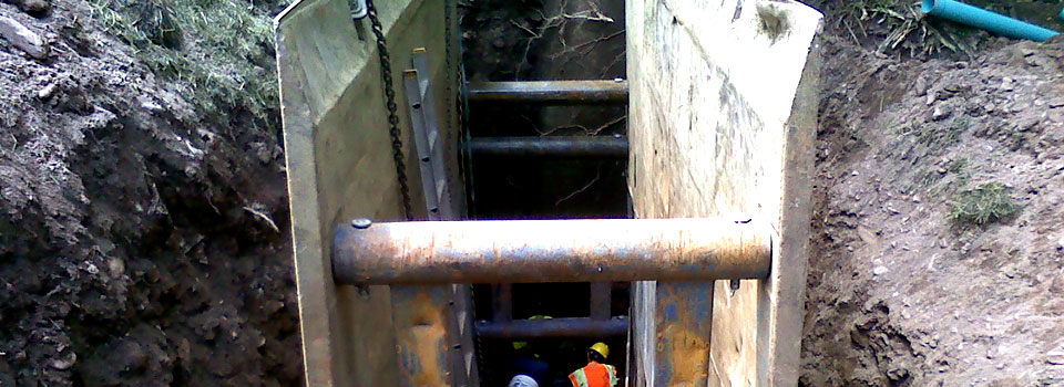 Wastewater Collection & Treatment - LaFever Excavating, Inc