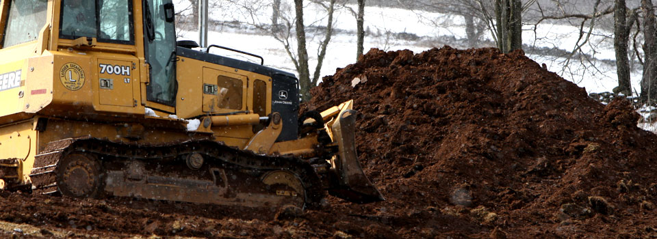 Site Development - LaFever Excavating, Inc